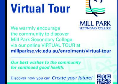 Mill Park SC Virtual Tour